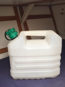 water canister 10 l. lowres